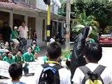 Universidad Nacional de Colombia Sede Amazonia Marcha Protesta Reforma Ley 30 Leticia Amazonas