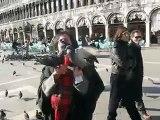Birds in Venice - Pigeons - St. Mark's Square - Amadea
