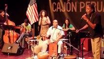 VI FESTIVAL INTERNACIONAL DEL CAJÓN PERUANO