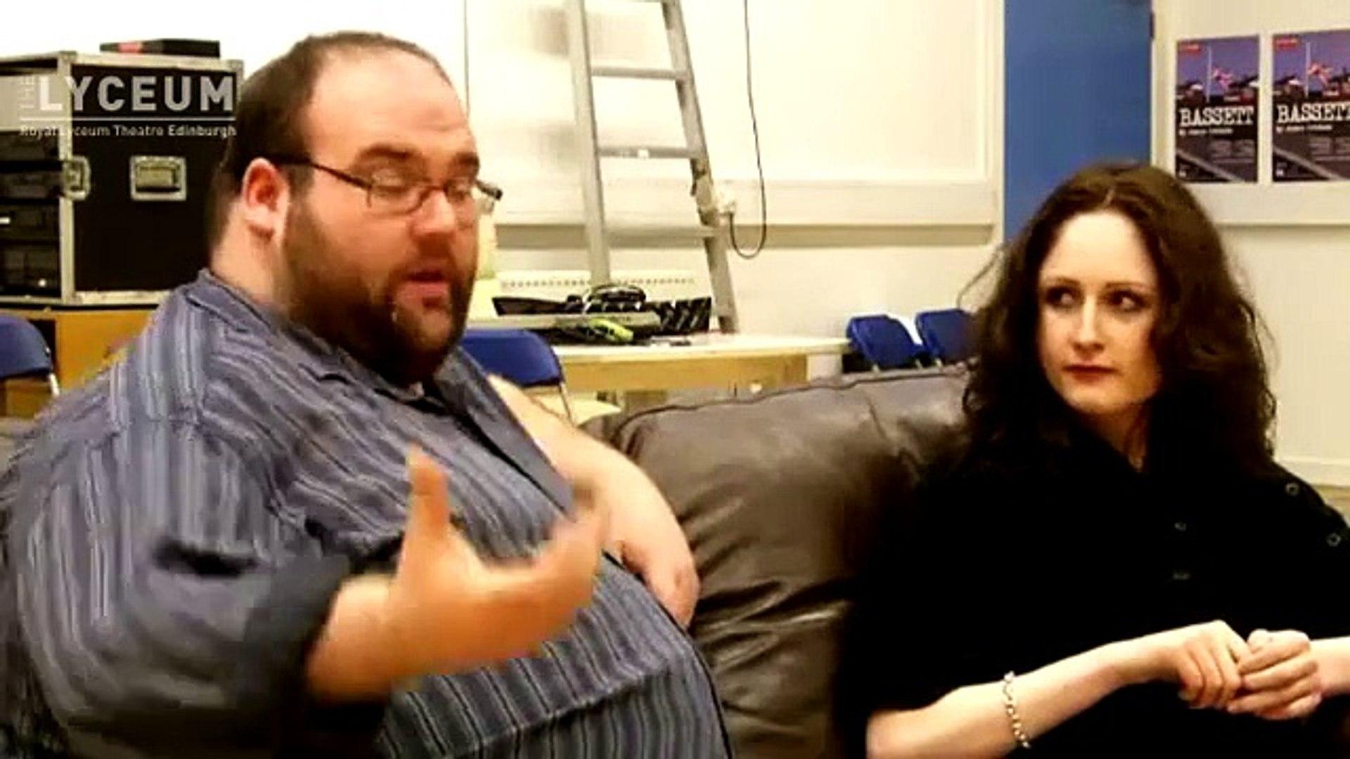 Bassett - interviews and rehearsals