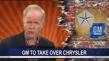 GM Gunning for Chrysler, Toyota Microcar - Autoline Daily 4