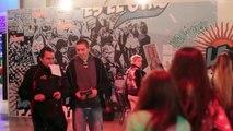 La palabra solidaria, en el Encuentro Federal de la palabra. Tecnópolis, hasta el 20 de Abril