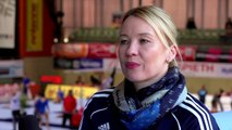 Boginskaya Interview, Cottbus Worldcup 2015