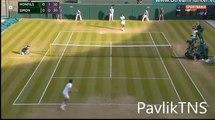 Gael Monfils vs Gilles Simon Gael Monfils vs Gilles Simon   Highlights Wimbledon 2015   ateeksheikh