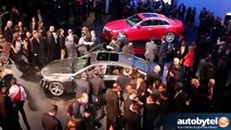 2014 Cadillac CTS Luxury Car Reveal @ 2013 New York Auto Show