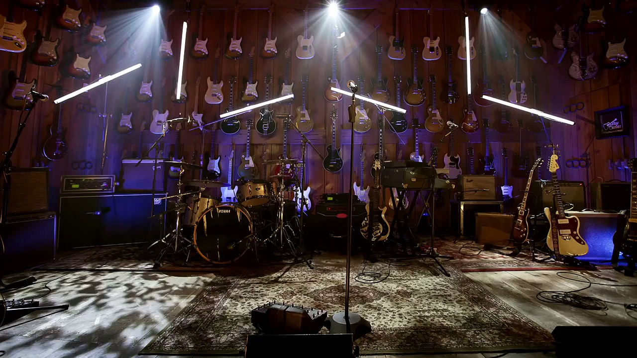"Coheed and Cambria ""2's My Favorite 1"" Guitar Center Sessions on DIRECTV"