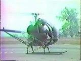 Regis pilote un Helico