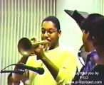 "Wynton Marsalis teaches a way to play ""Impressions"" by John Coltrane"