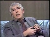 Clive James interview 1987 2/4 Peter Cook