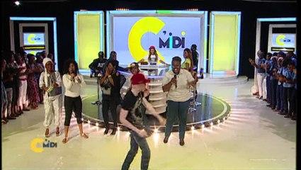 C'Midi de RTI 1 du 04 juillet 2015 avec Caroline Dasylva et ses Chroniqueurs partie 3