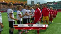Full HIGHLIGHTS _ Germany 0-1 England AET - FIFA Women's World Cup 201