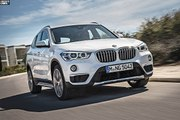 New BMW X1 2016 F48 / BMW 2015 crossover SUV