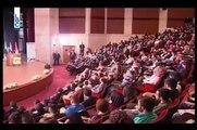 Faculty of Sciences dean's speech in Oil & Gas conference - Consortium Geosciences