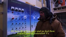 Automated feeding systems - Robotic feeding - Valmetal