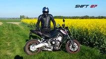 Réussir son Permis Moto #4   Les Examens: Plateau et Circulation - SHIFT 87