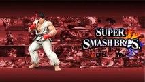 Ken's Theme (Street Fighter 2) (CPS2) - Super Smash Bros. for Wii U Music