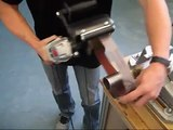 Metabo Power Tools: Grinding, finishing and polishing of pipes, e.g. stainless steel