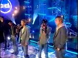 BSB CD:UK I WANT IT THAT WAY