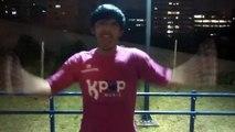 Flashmob K-pop Brasil - Chock Chock Dance Tutorial