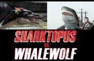SHARKTOPUS VS. WHALEWOLF bande annonce (2015)