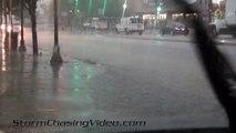 7/30/2012 Limon CO Lightning Street Flood