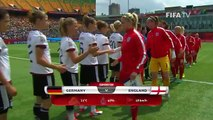 HIGHLIGHTS_ Germany v. England - FIFA Women's World Cup 2015