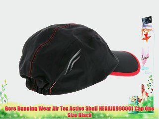 995c018c5f2c Gore Running Wear Air Tex Active Shell HEGAIR990001 Cap One Size ...