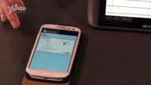 Projet étudiant INSA Rennes - Application Baby Synchro