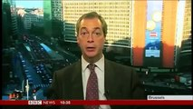 Nigel Farage UKIP: WTF Nigel agrees with Vince Cable on the truth about immigration !