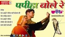 Nonstop Rajasthani Love Songs Jukebox | Papiha Bole Re Audio Jukebox | 6 Biggest Sawan Hit Songs 2015 | Seema Mishra Monsoon Special