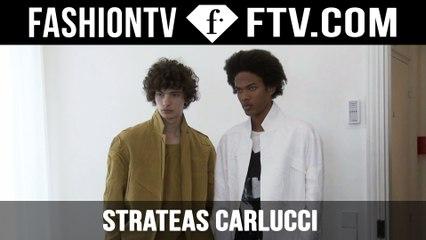 Strateas Carlucci Trends Spring/Summer 2016 | Paris Men's Fashion Week | FashionTV