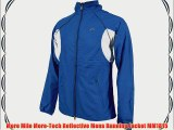 More Mile More-Tech Reflective Mens Running Jacket MM1815
