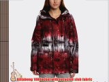 Billabong Women's Anderson Ski Jacket - Bordeaux Small