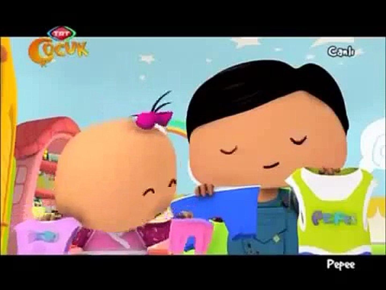 Pepee Yaz Geldi Şarkısı Çizgi Filmi izle