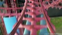 Xpress - Walibi Holland (Walibi World) | On-Ride (ECam HD)
