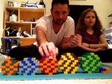 AMAZING Lego Pick-a-Brick - 169 2x4 Bricks in 1 Cup Tutorial Lego Guide