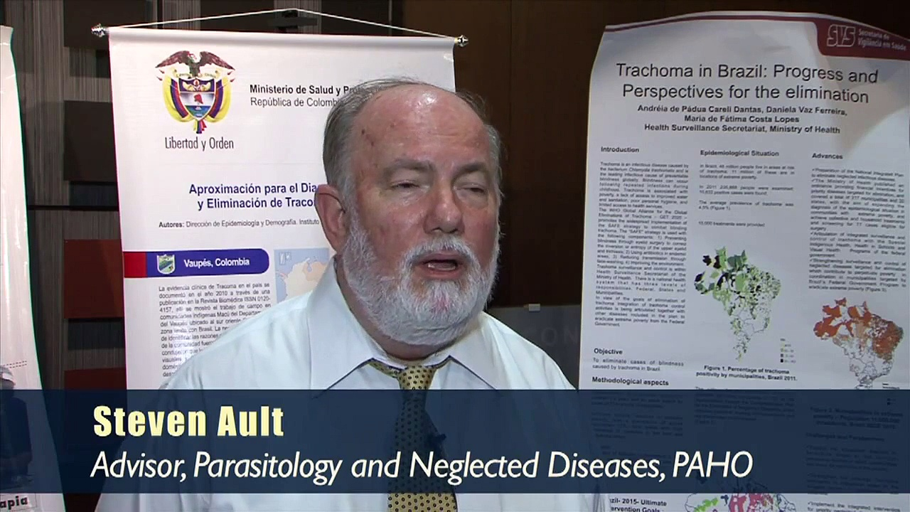 Steven Ault, Advisor, Parasitology and Neglected Diseases, PAHO