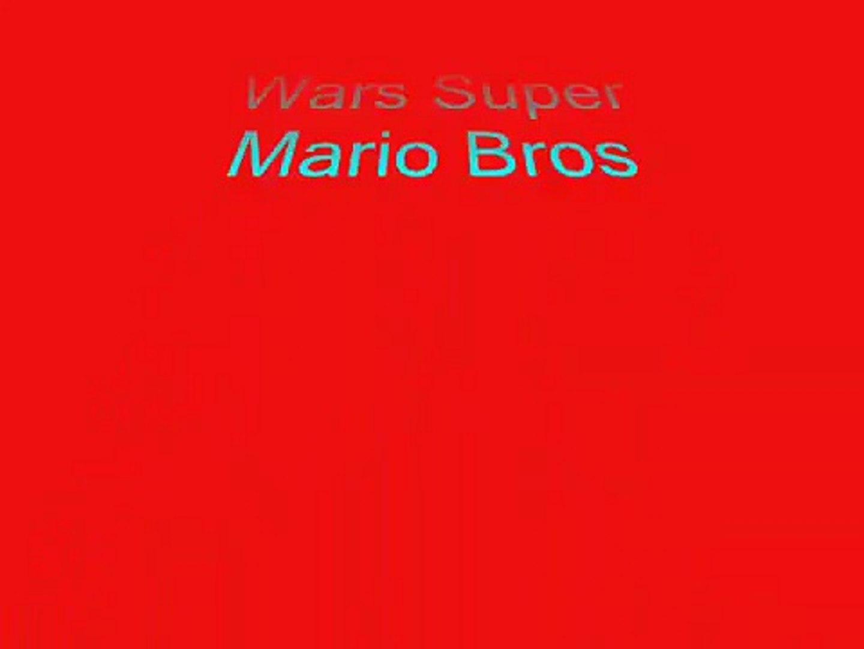 Lego Star Wars Super Mario Bros Boss Level
