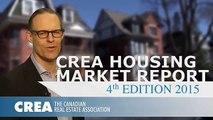Canadian home sales up again in April/Les ventes résidentielles continuent de progresser en avril