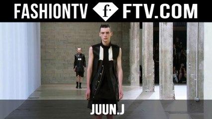 Juun. J Spring/Summer 2016 Show | Paris Men's Fashion Week | FashionTV