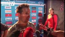 """Athlétisme - Meeting de Saint-Denis / Lavillenie : """"Il y a de la déception"""""""
