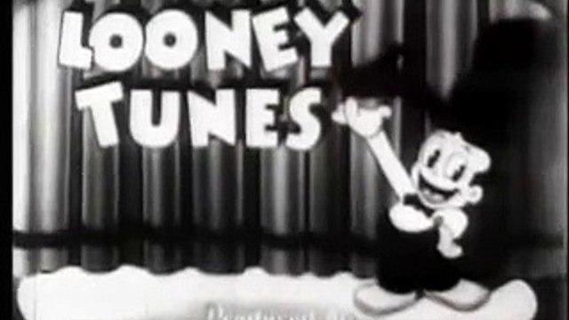 Classic Cartoons - Boskos Holiday - The Original Looney Tunes -1932 (WARNING:RACIST)
