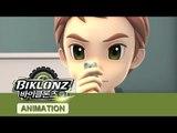 [New Animation] 바이클론즈1기 ENDING [Biklonz S.01 ENDING]