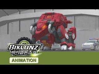 [New Animation] 바이클론즈1기 제5화 [Biklonz S.01 EP.05]