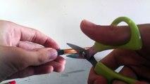 Faire sarbacane à air comprimé - Apprendre à fabriquer une sarbacane à air comprimé