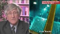Racks of Nuke Fuel Rods Exposed to Air - Volatile Plutonium Escaping - Arnie Gundersen