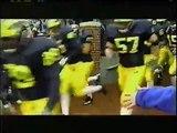 Illinois vs Michigan (2000 Football Intro)