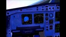 (HD) FSX | Qatar Airways Airbus A330-200 Kuala Lumpur to Doha (WMKK-OTBD)