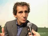 Alain Prost soutient Nicolas Sarkozy