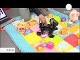 euronews - futuris - Robots learn to express emotions